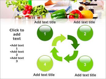 Lab et légumes Modèles des présentations  PowerPoint - Diapositives 14
