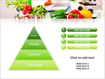 Lab et légumes Modèles des présentations  PowerPoint - Diapositives 22