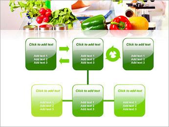 Lab et légumes Modèles des présentations  PowerPoint - Diapositives 23