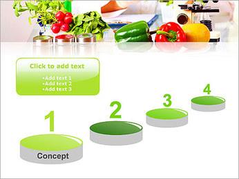 Lab et légumes Modèles des présentations  PowerPoint - Diapositives 7