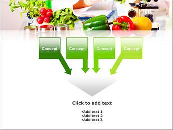 Lab et légumes Modèles des présentations  PowerPoint - Diapositives 8