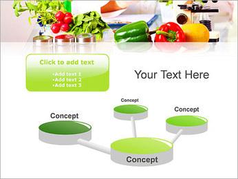 Lab et légumes Modèles des présentations  PowerPoint - Diapositives 9