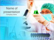 Organismus Lab prüfen PowerPoint-Vorlagen