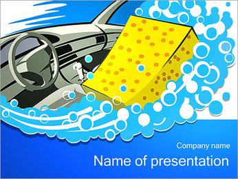 Résumé Car Wash Modèles des présentations  PowerPoint