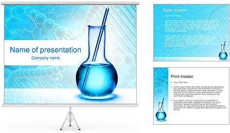Équipement de laboratoire Modèles des présentations  PowerPoint