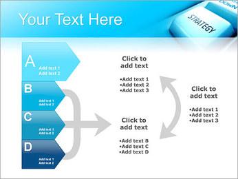 Keyboard Strategy Button PowerPoint Template - Slide 16