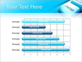 Keyboard Strategy Button PowerPoint Template - Slide 17