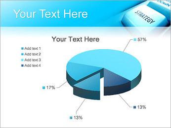 Keyboard Strategy Button PowerPoint Template - Slide 19