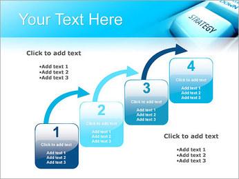 Keyboard Strategy Button PowerPoint Template - Slide 20