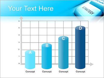 Keyboard Strategy Button PowerPoint Template - Slide 21