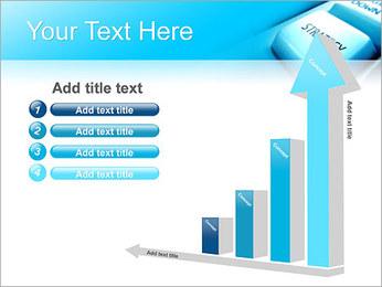 Keyboard Strategy Button PowerPoint Template - Slide 6
