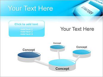 Keyboard Strategy Button PowerPoint Template - Slide 9