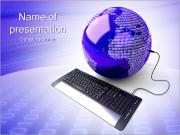 Internet Connection PowerPoint Templates