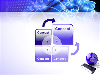Internet Connection PowerPoint Templates - Slide 5