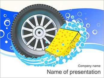 Résumé laver automatique Modèles des présentations  PowerPoint