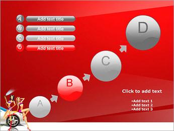 Les filles de lavage de voiture Modèles des présentations  PowerPoint - Diapositives 15