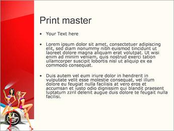 Les filles de lavage de voiture Modèles des présentations  PowerPoint - Diapositives 24