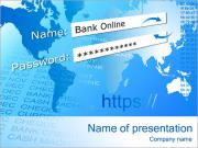 Baking On-line PowerPoint Templates