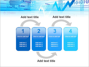 Finance Abstract Diagram PowerPoint Template - Slide 11