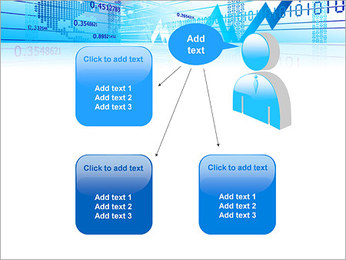 Finance Abstract Diagram PowerPoint Template - Slide 12