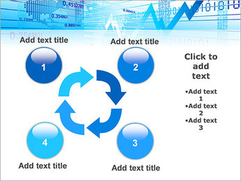 Finance Abstract Diagram PowerPoint Template - Slide 14