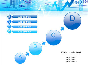 Finance Abstract Diagram PowerPoint Template - Slide 15