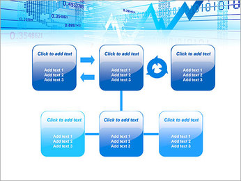 Finance Abstract Diagram PowerPoint Template - Slide 23