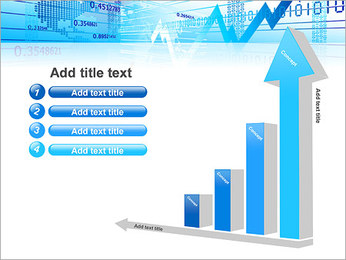 Finance Abstract Diagram PowerPoint Template - Slide 6