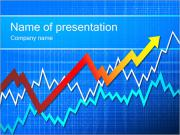 Abstraction Arrow Sign PowerPoint Templates