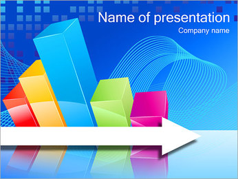 Colorful Diagram PowerPoint Template