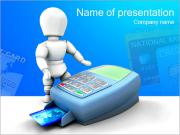 Credit Card Purchasing PowerPoint Templates
