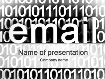 Personal E-Mail PowerPoint Template