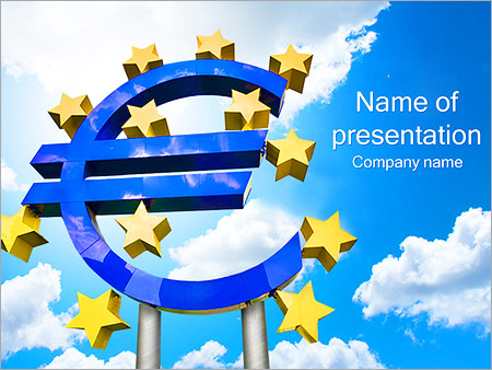 Europe union sign powerpoint template backgrounds id 0000002791 europe union sign powerpoint templates toneelgroepblik Image collections