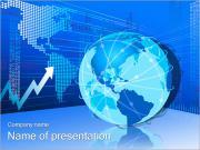 Earth Arrow Diagram PowerPoint Templates