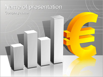 Euro Diagram PowerPoint Template