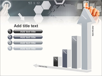 Panel Screen Touch PowerPoint Templates - Slide 6