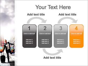 Attraper Taxi Modèles des présentations  PowerPoint - Diapositives 11