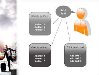 Attraper Taxi Modèles des présentations  PowerPoint - Diapositives 12