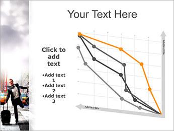 Attraper Taxi Modèles des présentations  PowerPoint - Diapositives 13