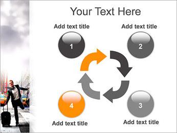 Attraper Taxi Modèles des présentations  PowerPoint - Diapositives 14