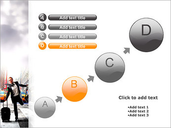 Attraper Taxi Modèles des présentations  PowerPoint - Diapositives 15