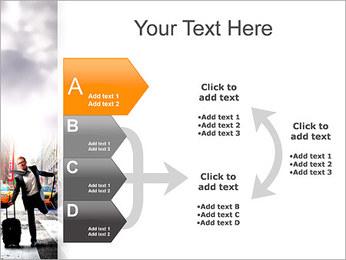 Attraper Taxi Modèles des présentations  PowerPoint - Diapositives 16