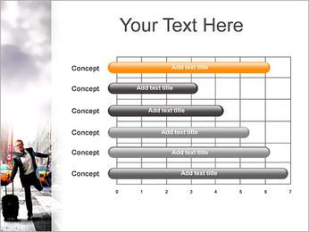 Attraper Taxi Modèles des présentations  PowerPoint - Diapositives 17