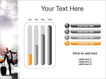 Attraper Taxi Modèles des présentations  PowerPoint - Diapositives 18