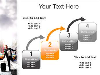 Attraper Taxi Modèles des présentations  PowerPoint - Diapositives 20