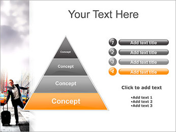 Attraper Taxi Modèles des présentations  PowerPoint - Diapositives 22
