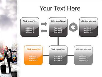 Attraper Taxi Modèles des présentations  PowerPoint - Diapositives 23
