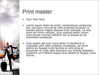 Attraper Taxi Modèles des présentations  PowerPoint - Diapositives 24