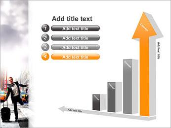 Attraper Taxi Modèles des présentations  PowerPoint - Diapositives 6