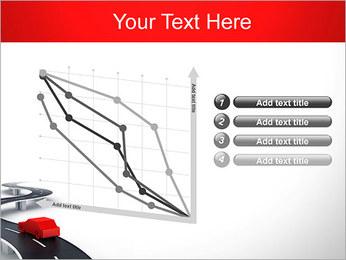 Long Road avec la voiture Modèles des présentations  PowerPoint - Diapositives 13